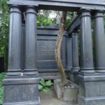 In Weissensee Cemetery