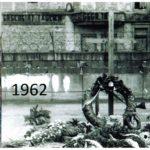 The memorial to Peter Fechter