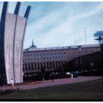 Airlift Memorial at Tempelhof Airport.  Exact date Uknown
