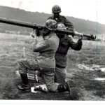 Training, location and date unknown.